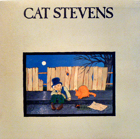 Teaser And The Firecat Cd. Cat Stevens 1971